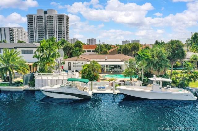 460 Holiday Dr, Hallandale Beach, FL 33009 (MLS #A10749848) :: Berkshire Hathaway HomeServices EWM Realty