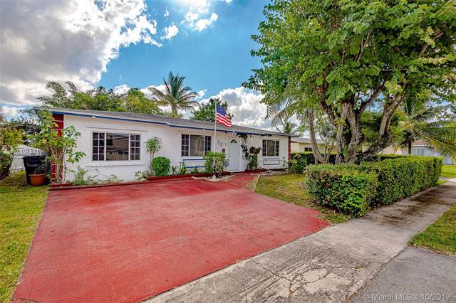713 SW 79th Ter, North Lauderdale, FL 33068 (MLS #A10750194) :: Laurie Finkelstein Reader Team