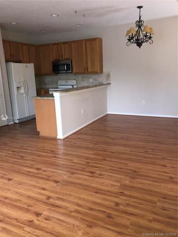 2921 Crestwood Ter #5203, Margate, FL 33063 (MLS #A10750338) :: Grove Properties