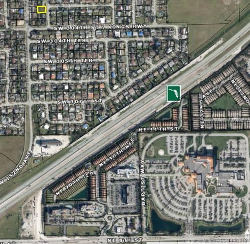 30302 SW 151st Ave, Homestead, FL 33033 (MLS #A10750439) :: Grove Properties