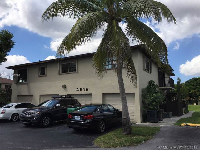 4616 SW 139th Ct B, Miami, FL 33175 (MLS #A10750452) :: RE/MAX Presidential Real Estate Group