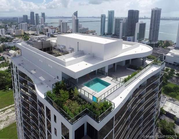 1600 NE 1st Ave #2702, Miami, FL 33132 (MLS #A10750674) :: Kurz Enterprise