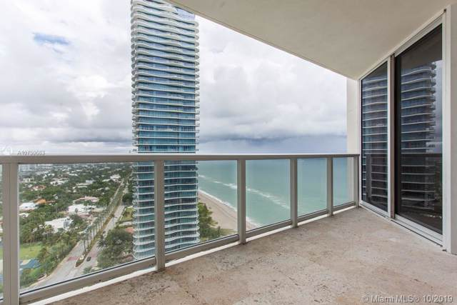 19333 Collins Ave #2602, Sunny Isles Beach, FL 33160 (MLS #A10750683) :: Grove Properties