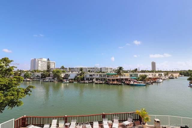 7133 Bay Dr #306, Miami Beach, FL 33141 (MLS #A10750708) :: GK Realty Group LLC