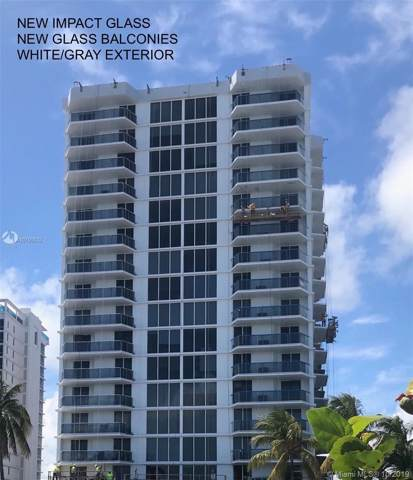 2401 Collins Ave #605, Miami Beach, FL 33140 (MLS #A10750832) :: Ray De Leon with One Sotheby's International Realty