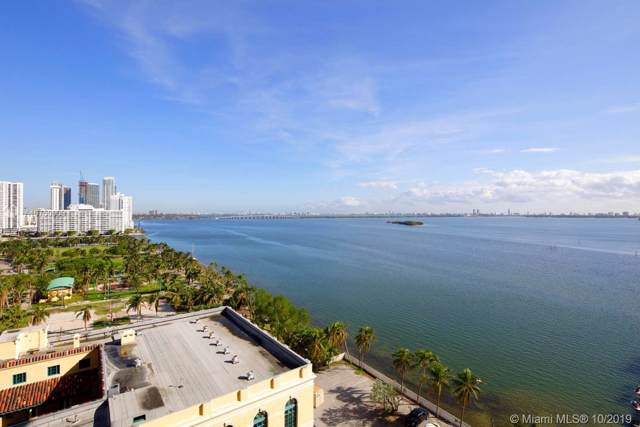 1717 N Bayshore Dr A-1636, Miami, FL 33132 (MLS #A10750909) :: The Teri Arbogast Team at Keller Williams Partners SW