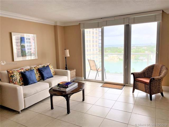 5701 Collins Ave #1107, Miami Beach, FL 33140 (MLS #A10751039) :: Green Realty Properties