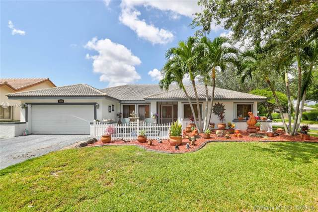 5150 NW 59th Way, Coral Springs, FL 33067 (MLS #A10751049) :: Castelli Real Estate Services
