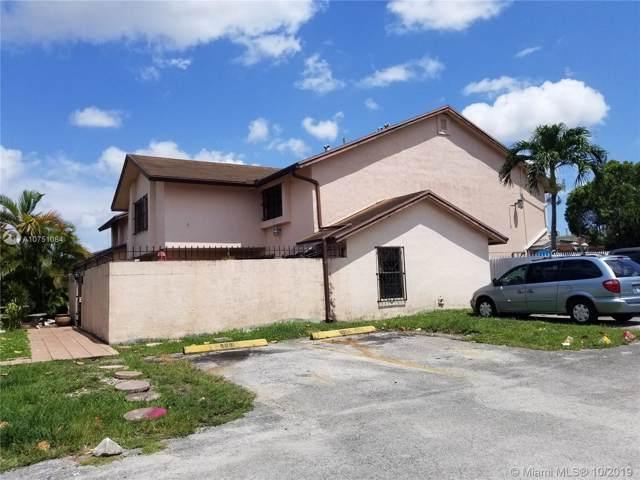 9891 NW 80th Way #2123, Hialeah Gardens, FL 33016 (MLS #A10751084) :: Berkshire Hathaway HomeServices EWM Realty