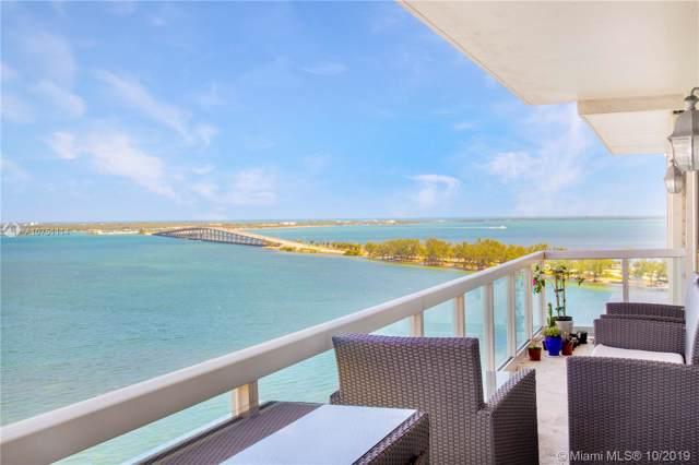 2451 Brickell Ave 17D, Miami, FL 33129 (MLS #A10751114) :: Castelli Real Estate Services