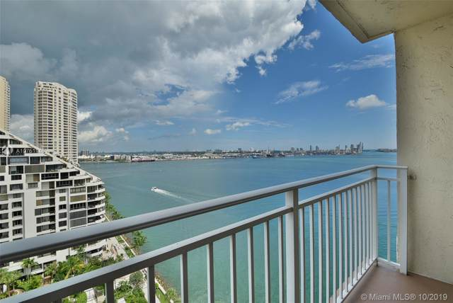 770 Claughton Island Dr #1913, Miami, FL 33131 (MLS #A10751116) :: Grove Properties