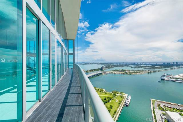 888 Biscayne Blvd #5708, Miami, FL 33132 (MLS #A10751221) :: Prestige Realty Group