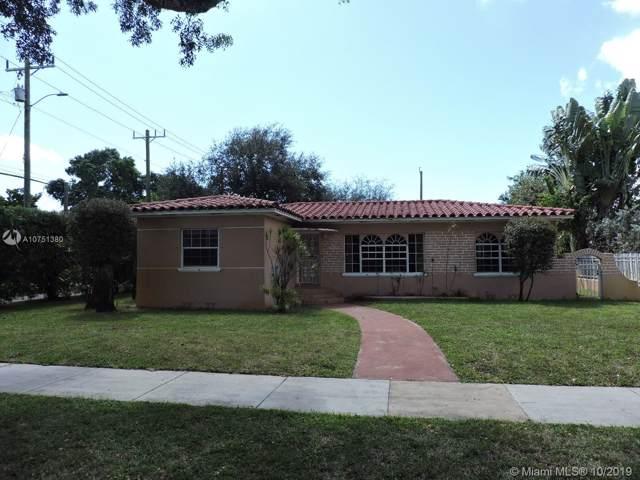 168 NE 91st St, Miami Shores, FL 33138 (MLS #A10751380) :: Berkshire Hathaway HomeServices EWM Realty