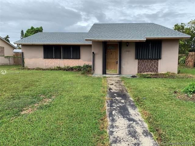 15943 SW 303 TER, Miami, FL 33033 (MLS #A10751494) :: Green Realty Properties