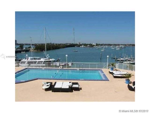7904 West Dr #808, North Bay Village, FL 33141 (MLS #A10751797) :: Green Realty Properties