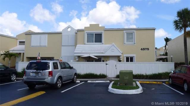 4575 SW 68th Ct Cir #106, Miami, FL 33155 (MLS #A10752075) :: Berkshire Hathaway HomeServices EWM Realty