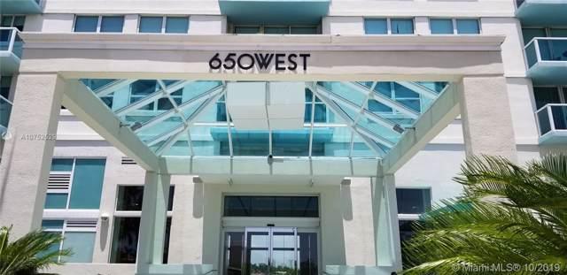 650 West Ave #2708, Miami Beach, FL 33139 (MLS #A10752529) :: Grove Properties