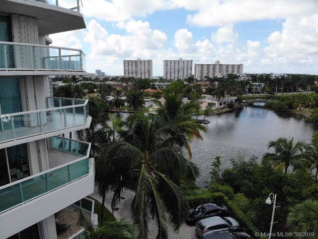 16500 Collins Ave #356, Sunny Isles Beach, FL 33160 (MLS #A10752531) :: Green Realty Properties