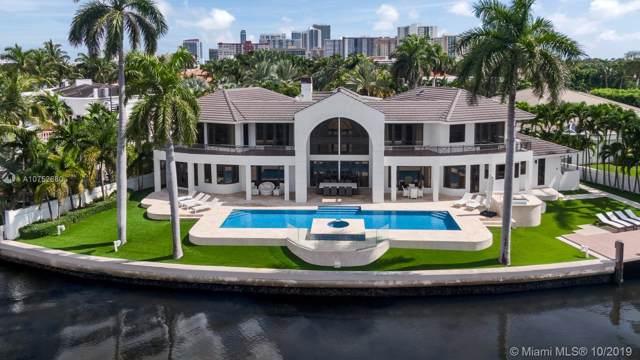 550 N Island, Golden Beach, FL 33160 (MLS #A10752680) :: Grove Properties