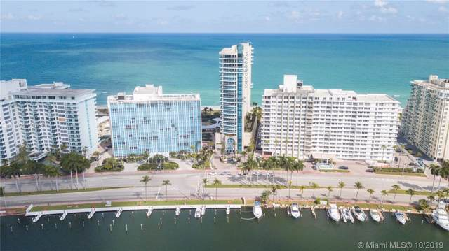 5025 Collins Ave #2406, Miami Beach, FL 33140 (MLS #A10752687) :: Grove Properties