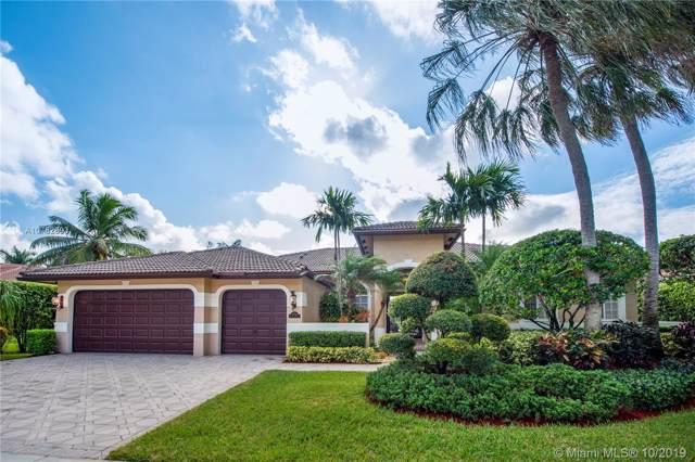 2502 Montclaire Cir, Weston, FL 33327 (#A10752893) :: Real Estate Authority