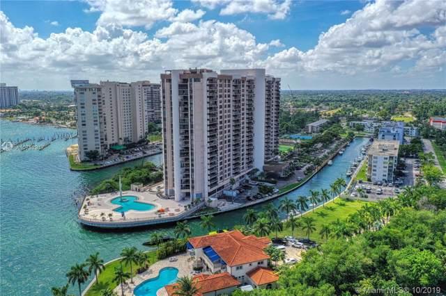 1800 NE 114th St #401, Miami, FL 33181 (MLS #A10752947) :: Berkshire Hathaway HomeServices EWM Realty