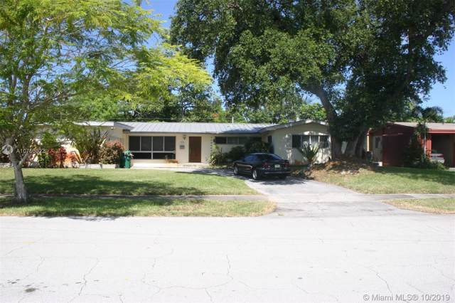 19711 NE 21st Ct, Miami, FL 33179 (MLS #A10753022) :: Albert Garcia Team