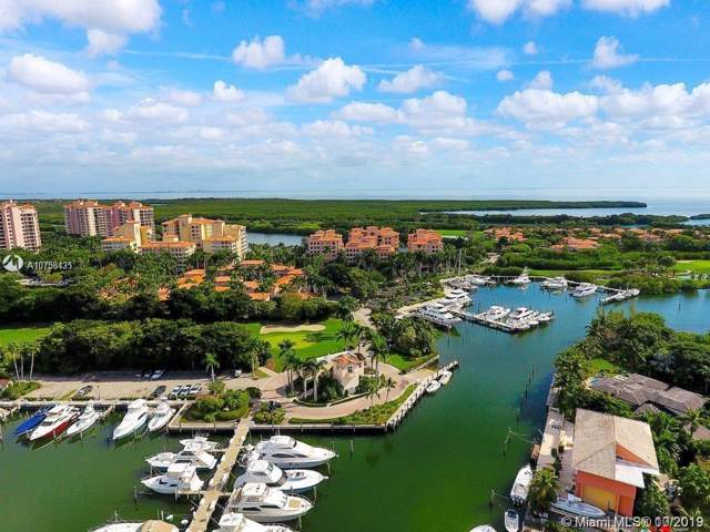 13644 Deering Bay Dr #13644, Coral Gables, FL 33158 (MLS #A10753125) :: Grove Properties
