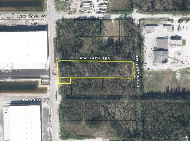 NW 14 ST & NW 129 Ave, Miami, FL 33182 (MLS #A10753131) :: The Erice Group