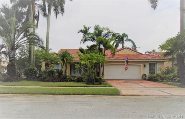 394 SW 188th Ave, Pembroke Pines, FL 33029 (MLS #A10753184) :: Grove Properties