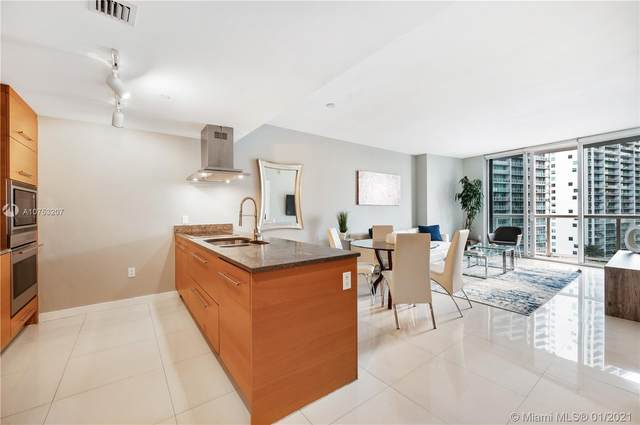 485 Brickell Ave #1906, Miami, FL 33131 (MLS #A10753207) :: The Riley Smith Group