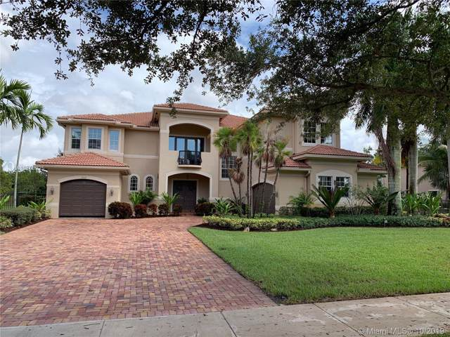 3342 Dovecote Meadow Ln, Davie, FL 33328 (MLS #A10753225) :: Laurie Finkelstein Reader Team