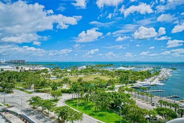 2843 S Bayshore Dr 14E, Miami, FL 33133 (MLS #A10753232) :: Berkshire Hathaway HomeServices EWM Realty