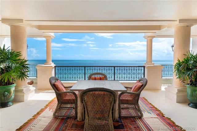 7882 Fisher Island Dr #7882, Miami Beach, FL 33109 (MLS #A10753285) :: ONE Sotheby's International Realty