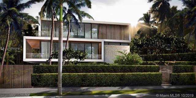 4747 N Bay Rd, Miami Beach, FL 33140 (MLS #A10753310) :: Grove Properties
