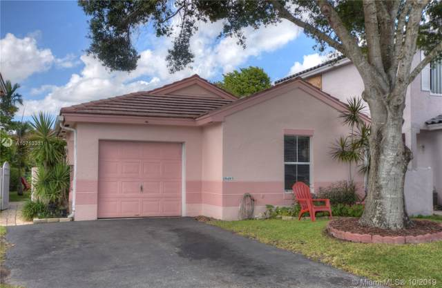18483 NW 22nd St, Pembroke Pines, FL 33029 (MLS #A10753331) :: RE/MAX Presidential Real Estate Group