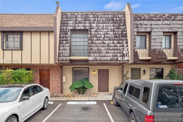 5555 Ludlam Rd #33, South Miami, FL 33155 (MLS #A10753406) :: Carole Smith Real Estate Team