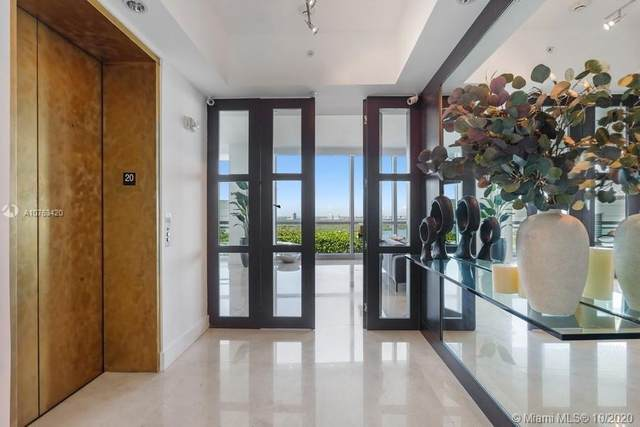 10295 Collins Ave #2004, Bal Harbour, FL 33154 (MLS #A10753420) :: Re/Max PowerPro Realty