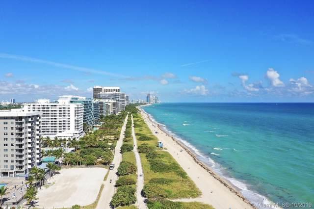 9201 Collins Ave #622, Surfside, FL 33154 (MLS #A10753473) :: Miami Villa Group