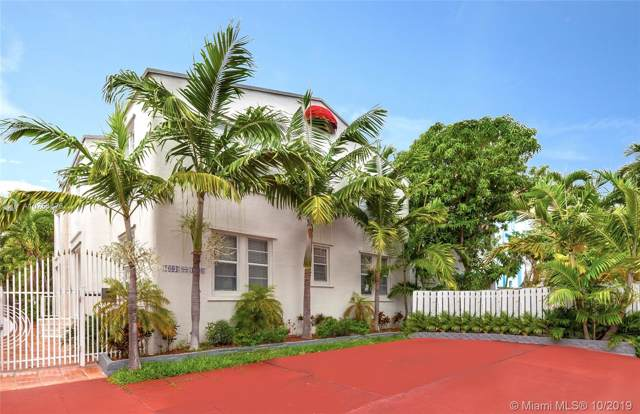 1604 Pennsylvania Ave, Miami Beach, FL 33139 (MLS #A10753476) :: The Jack Coden Group