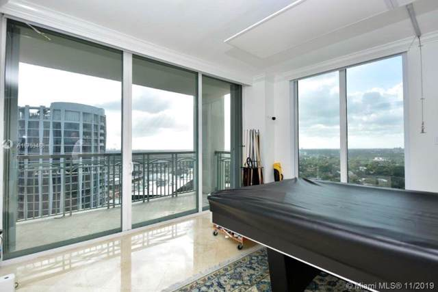3350 SW 27th Ave #2103, Miami, FL 33133 (MLS #A10753488) :: Berkshire Hathaway HomeServices EWM Realty