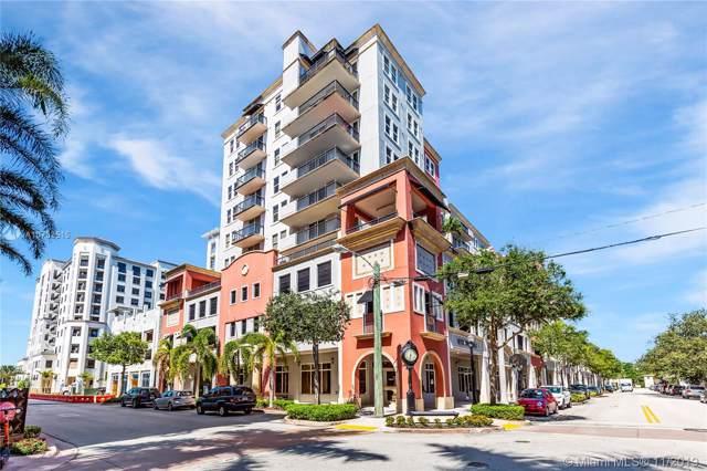 4100 Salzedo St #719, Coral Gables, FL 33146 (MLS #A10753515) :: Berkshire Hathaway HomeServices EWM Realty