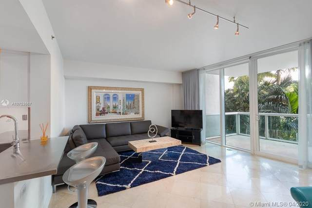 1000 S Pointe Dr #506, Miami Beach, FL 33139 (MLS #A10753667) :: ONE Sotheby's International Realty