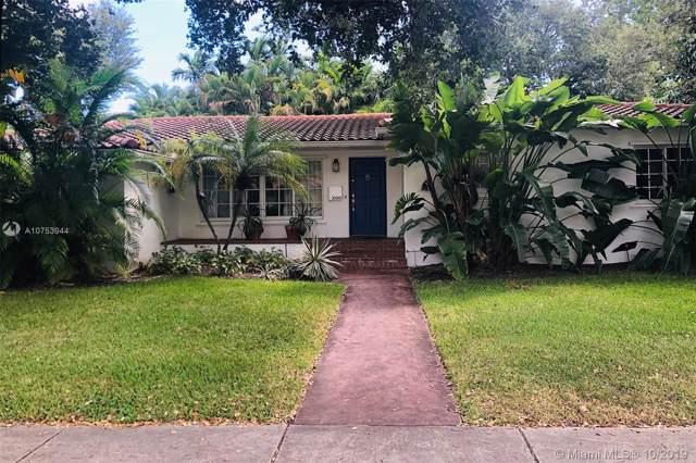 10001 NE 1st Ave, Miami Shores, FL 33138 (MLS #A10753944) :: Grove Properties