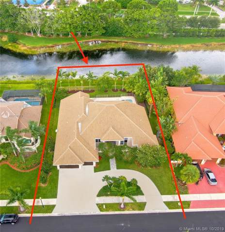 440 Alexandra Cir, Weston, FL 33326 (MLS #A10754362) :: The Teri Arbogast Team at Keller Williams Partners SW