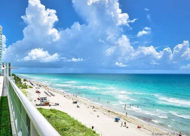 1830 S Ocean Dr #3208, Hallandale, FL 33009 (MLS #A10754536) :: Berkshire Hathaway HomeServices EWM Realty