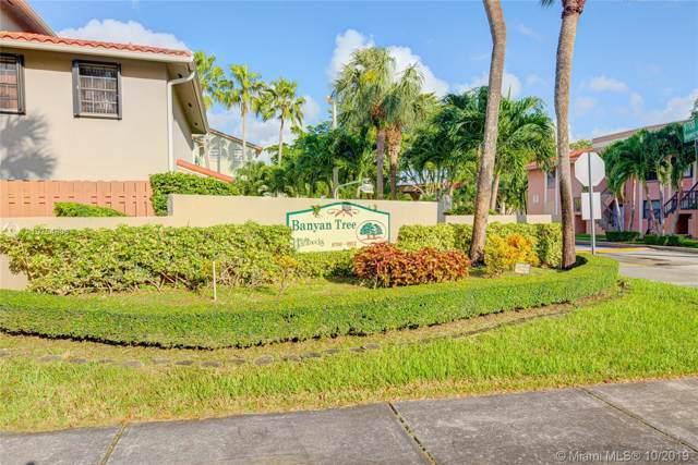 9702 Hammocks Blvd #103, Miami, FL 33196 (MLS #A10754808) :: The Howland Group
