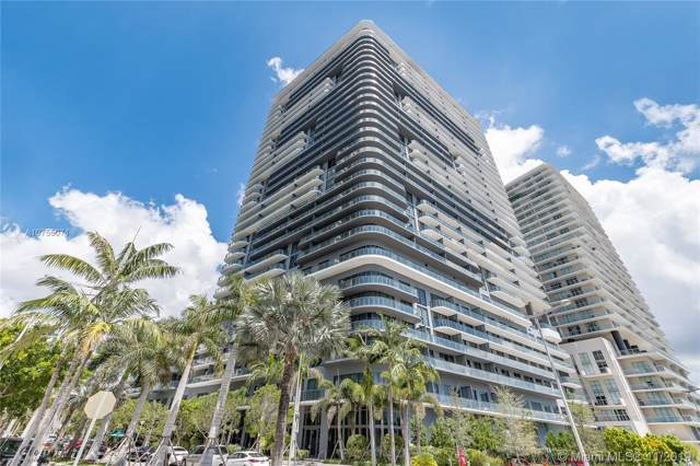 121 NE 34 St Ph3214, Miami, FL 33137 (MLS #A10755071) :: The Teri Arbogast Team at Keller Williams Partners SW