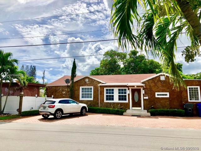 1514 N 17th Ave, Hollywood, FL 33020 (MLS #A10755143) :: Green Realty Properties