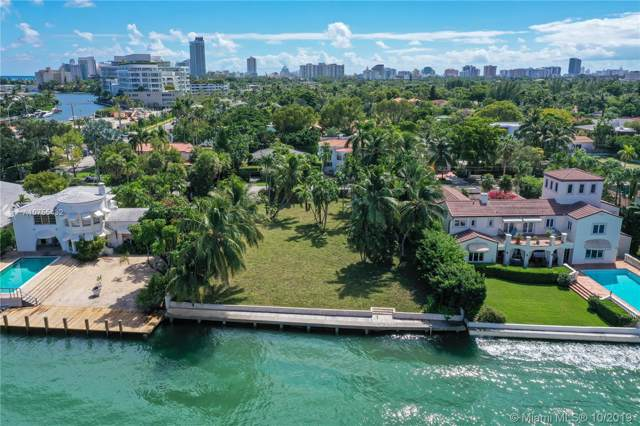 4766 N Bay Rd, Miami Beach, FL 33140 (MLS #A10755432) :: Grove Properties